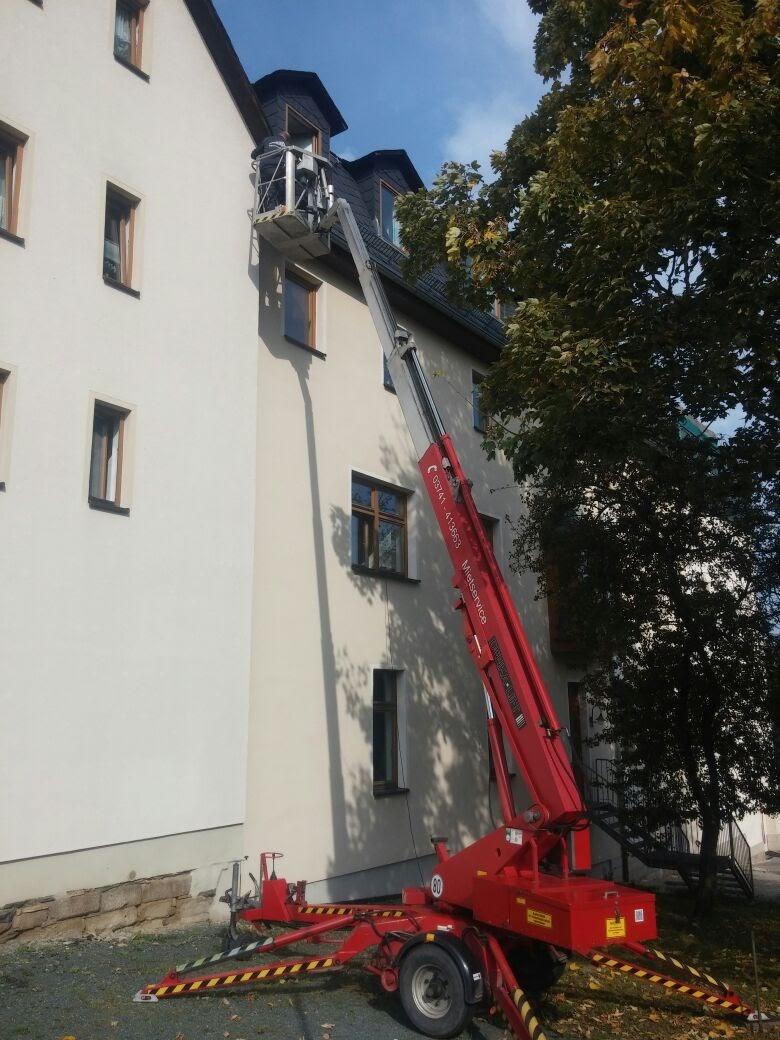 kleine Bühne Reparatur in Plauen